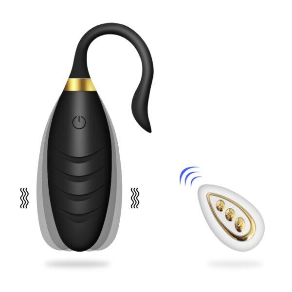 Bullet Vibrator Remote Control G-Spot Simulator Vaginal ball Anal Plug Vibrating Love Egg Masturbator Sex Toys For Women Adults